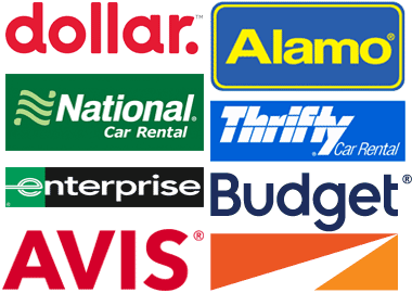 Car Rental Company Logos