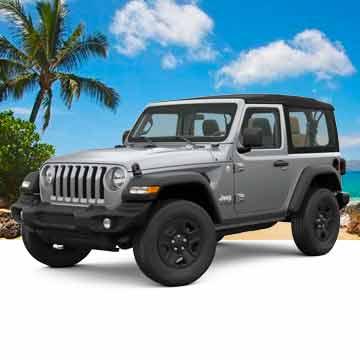 4x4 Jeep Wrangler Class