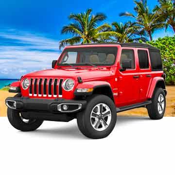 4x4 Jeep Unlimited Class