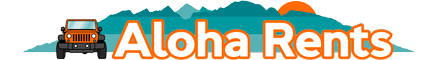 Aloha Rents Discount Hawaii Car Rental Logo