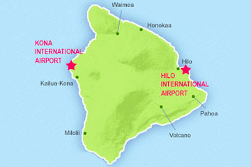 Big Island Airports