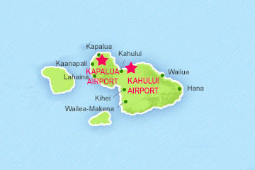 Maui Airports