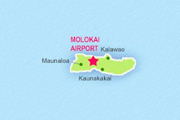 Molokai Airports